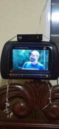 Tela de tv de carro