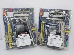 Título do anúncio: Kit Placa Mãe Asrock + Processador + Espelho! Loja Fisica Curitiba!