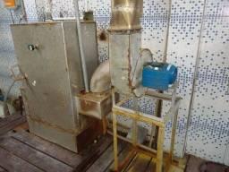 Aquecedor biomassa a lenha para aquecimento de água de piscina