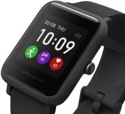 Relógio Ama zfit Bip S Lite - Charcoal Black -