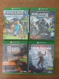 Jogos Xbox One ( LEIA DESCRIÇÃO )
