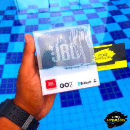 Caixa de Som JBL Go 2 portátil com bluetooth Original - Entrega Gratuita.