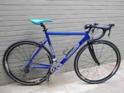 Speed Volare 52 Shimano 10v Tiagra 105 Fizik 11-32 Bike Leve