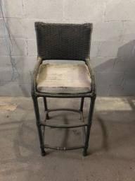 Cadeira aluminio