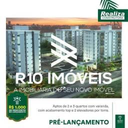 Título do anúncio: Apartamento à venda, 2 quartos, 1 suíte, 1 vaga, GRAND VILLE - UBERLANDIA/MG