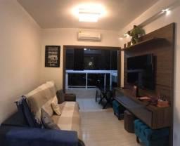 Título do anúncio: Apartamento no QUALITY HOUSE com 2 quartos em Campo Grande - Santos - SP