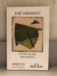 Título do anúncio: O conto da ilha desconhecida -Saramago
