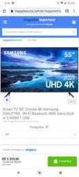 Título do anúncio:  Vendo TV smart de 55
