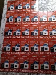 Vendo Lot cartão SanDisk 32gb