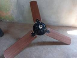 Título do anúncio: Ventilador teto 220 Volts
