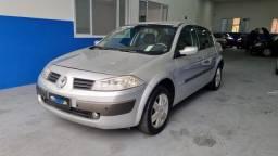 Título do anúncio: Renault MEGANE SEDAN DYNAMIQUE 2.0 16V AUT. GASOLINA