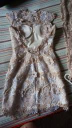 Título do anúncio: Vendo esse vestido marca inquérito em ótimas condições
