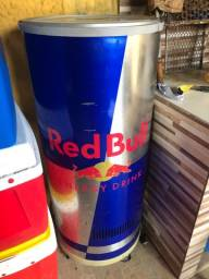 Refrigerador red bull