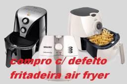 Título do anúncio: fritadeira air frye