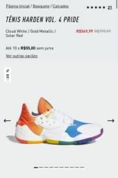 Título do anúncio: Tênis Adidas original sem uso
