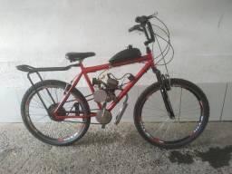 Título do anúncio: Bicicleta a gasolina ?