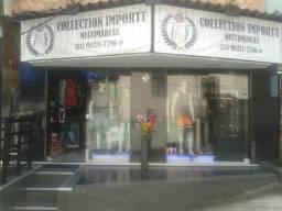 Título do anúncio: Passo loja de roupas no Borel
