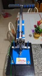 Máquina de estampar/prensa R25S - Compacta Print