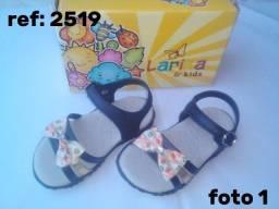 Título do anúncio: Sandálias baby infantil - Feminina- larika