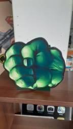 Título do anúncio: Porta lápis ou porta treco Hulk