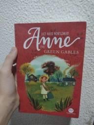 Título do anúncio: Livro da série Anne de Green gables