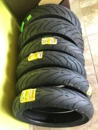 Pneus Pirelli AngelGT medidas 120, 180, 190