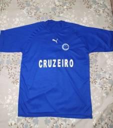 Camisa Básica Cruzeiro - Puma