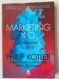 Livro Marketing 4.0 - Philip Kotler