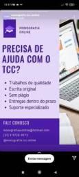 Ajuda com TCC?