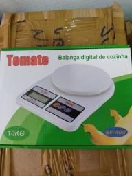 Balança digital pra cozinha de casa 10 kilos