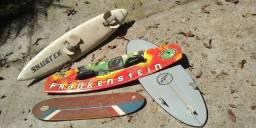 Título do anúncio: Prancha wake board kite surf