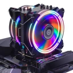 Air Cooler Cpu Alseye H120D