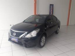 Título do anúncio: Nissan VERSA SV 1.6 2020