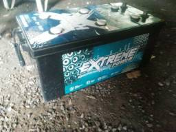 Título do anúncio: Bateria estacionaria extreme power 450 AH