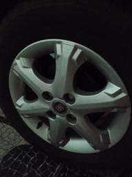"Trocas rodas originais Fiat palio trekking aro 14"""