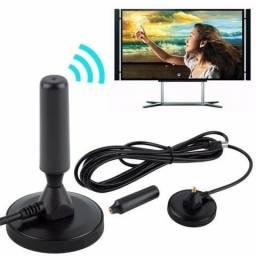 Antena Inova Digital Hdtv 3.5dbi Cabo 4.3m Promoçao (consulte entrega)