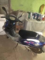 Moto elétrica V-Bike 600w
