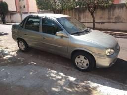 Título do anúncio: Corsa sedan 06 Direção hidráulica