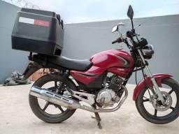 Título do anúncio: Moto YBR 2005 COMPLETA