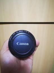 Lente Canon 50mm F1.8