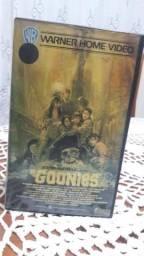 VHS - Os Goniers - Usado