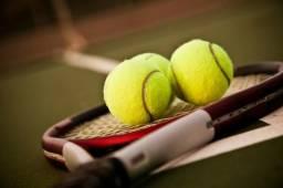 Aula de tenis