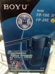 Filtro de Aquario BOYO,Modelo FP-18 E FP-28 E