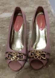 Sapato Rosa - 36