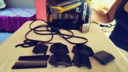 Maquina de corta cabelo completa