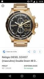 Relógio Diesel Dz4337 double Down