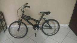 Bike com Peças Novas + REVISADA (Leia descrição)