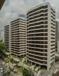 Apartamento novo, 04 suítes, próximo ao Parque da Jaqueira, 188 m², 03 vagas e nascente!