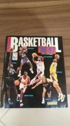 Álbum de figurinhas NBA temporada 96/97