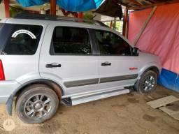 Eco Sport e um Corolla - 2007